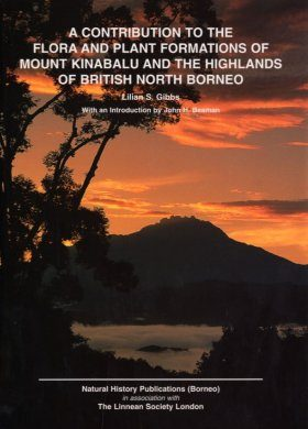 A Contribution to the Flora and Plant Formations of Mount Kinabalu and the Highlands of British North Borneo