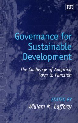 Governance for Sustainable Development