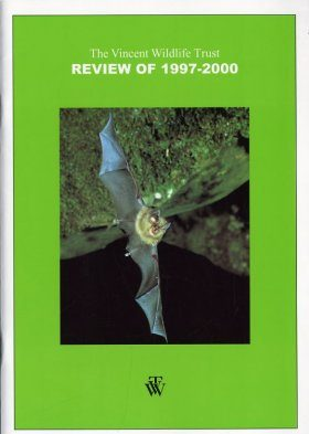 The Vincent Wildlife Trust Review of 1997-2000