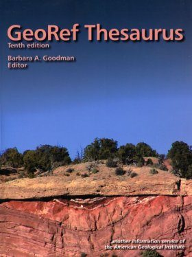 GeoRef Thesaurus
