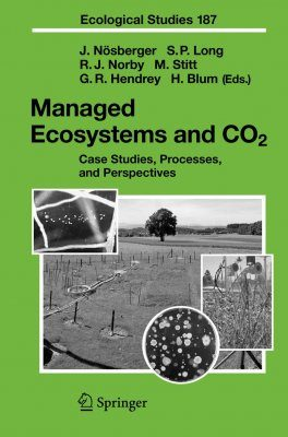 Managed Ecosystems and CO₂