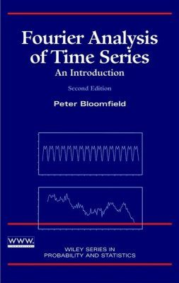Fourier Analysis of Time Series: An Introduction