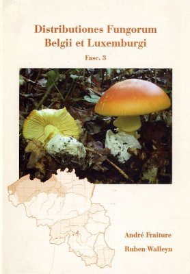 Distributiones Fungorum Belgii et Luxemburgi Fasc. 3