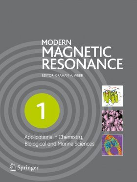 Modern Magnetic Resonance (3-Volume Set)