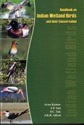 Handbook on Indian Wetland Birds and their Conservation