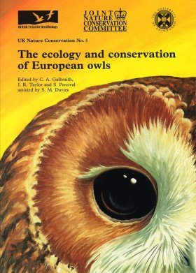 Ecology and Conservation of European Owls