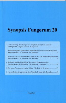 Synopsis Fungorum, Volume 20: Collected Papers