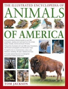 The Illustrated Encyclopedia of Animals in America