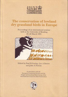 Conservation of Lowland Dry Grassland Birds in Europe