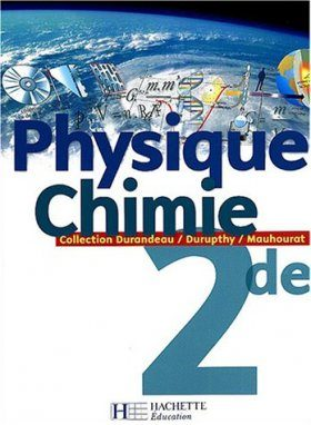 Physique Chimie, 2nde