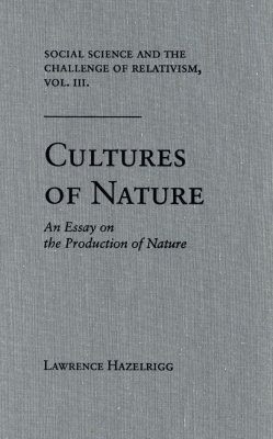 The Cultures of Nature