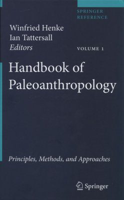 Handbook of Paleoanthropology (3-Volume Set)