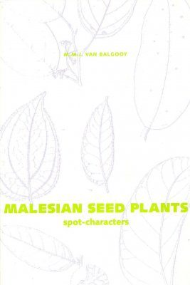 Malesian Seed Plants (3-Volume Set)