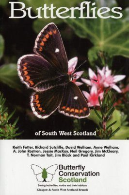 Butterflies of South West Scotland