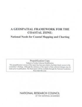 A Geospatial Framework for the Coastal Zone