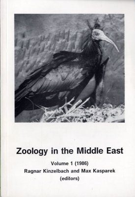 Zoology in the Middle East Vol.1 (1986)- 21 (2001), 23 (2001)- 36 (2005)