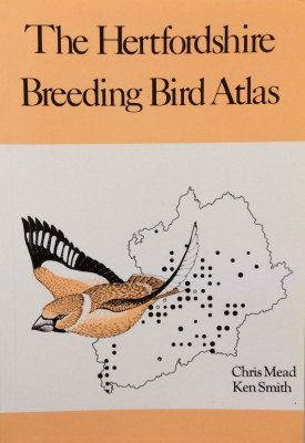 The Hertfordshire Breeding Bird Atlas