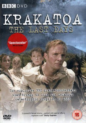 Krakatoa: The Last Days - DVD (Region 2 & 4)