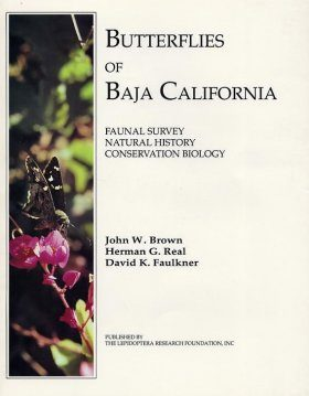 Butterflies of Baja California