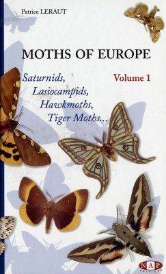 Moths of Europe, Volume 1