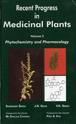 Recent Progress in Medicinal Plants, Volume 2: Photochemistry and Pharmacology