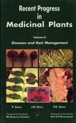 Recent Progress in Medicinal Plants, Volume 6: Diseases and their Management
