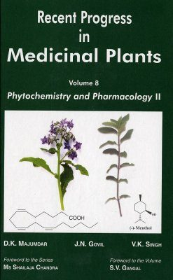 Recent Progress in Medicinal Plants, Volume 8: Phytochemistry and Pharmacology II