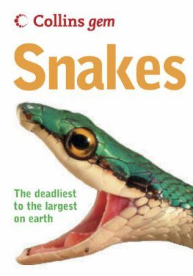 Collins Gem Guide: Snakes