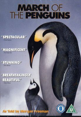 March of the Penguins - DVD (Region 2)