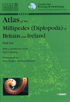 Atlas of the Millipedes (Diplopoda) of Britain and Ireland