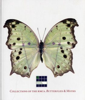 Collections of the RMCA: Butterflies and Moths