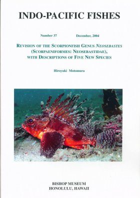 Revision of the Scorpionfish Genus Neosebastes (Scorpaeniformes: Neosebastidae) with Descriptions of Five New Species