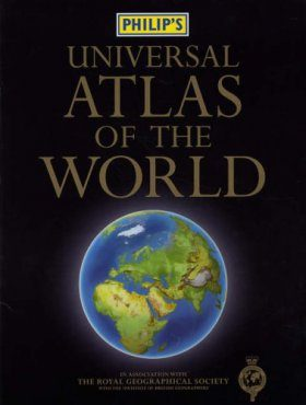 Philip's Universal Atlas of the World
