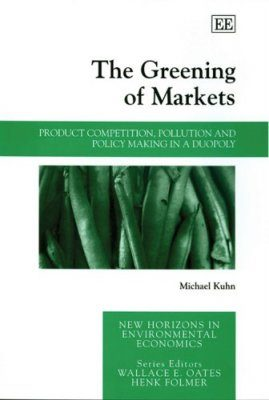 The Greening of Markets