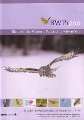 BWPi 2.0.3: Birds of the Western Palearctic Interactive - DVD ROM