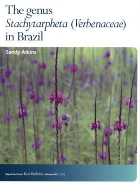 The Genus Stachytarpheta (Verbenaceae) in Brazil