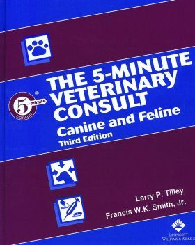 The 5 -Minute Veterinary Consult