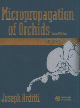 Micropropagation of Orchids (2-Volume Set)