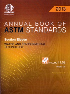 Annual Book of ASTM Standards - Volume 11.02: Water (II)