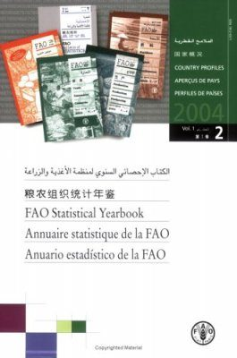 FAO Statistical Yearbook 2004 Volume 2