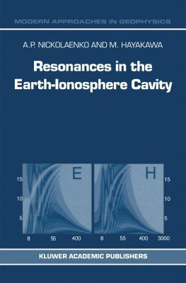 Resonances in the Earth-Ionosphere Cavity