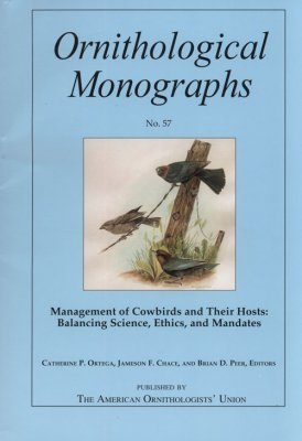 Management of Cowbirds and their Hosts