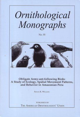 Obligate Army-ant-following Birds