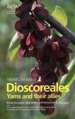 World Checklist of Dioscoreales