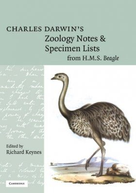 Charles Darwin's Zoology Notes and Specimen Lists from HMS Beagle