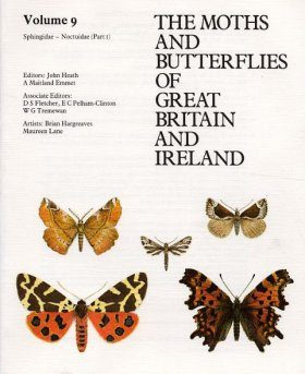 The Moths and Butterflies of Great Britain and Ireland, Volume 9