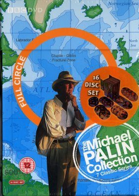 Michael Palin Collection: Special Edition DVD Box Set (Region 2 & 4)