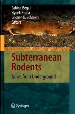 Subterranean Rodents