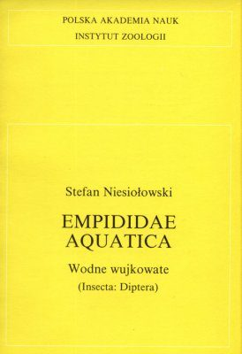 Fauna Polski, Volume 14: Empididae Aquatica [Polish]