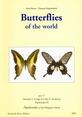 Butterflies of the World, Part 17: Papilionidae IX: Papilionidae of the Philippine Islands